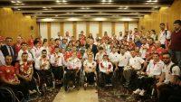 Paralimpik Oyunları'nda tarihi başarı