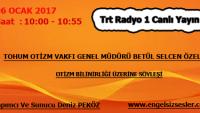 06 OCAK 2017 SAAT 10:00-10:55