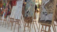 İstanbul'da Engelli Öğrenciler Hünerlerini Sergiledi