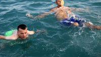 Engelsiz Plaj Engellileri Denizle Buluşturmaya Devam Ediyor
