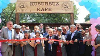 Kusursuz Kafenin Açılışı Kent Park'ta Gerçekleştirildi