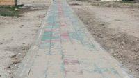 Enez Sahilinde Engelliler İçin Yürüyüş Yolu Yapılıyor