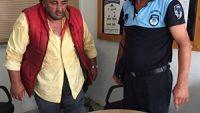Ordu'da Yürüme Engelli Taklidi Yapan Dilenciden 730 Lira Çıktı