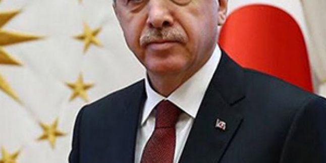 Cumhurbaşkanı Erdoğan'dan Ampute Futbol Milli Takımı'nı Kutladı