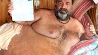 300 Kilo Ağırlığında Yataktan Kalkamayan Engellinin Maaş Talebi