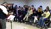 Süleymanpaşa'da Engelsiz Yaşam Korosu Çalışmalara Başladı