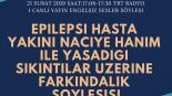 21 SUBAT 2019 SAAT:17:08-17:30 TRT RADYO 1 CANLI YAYIN ENGELSIZ SESLER SÖYLESI
